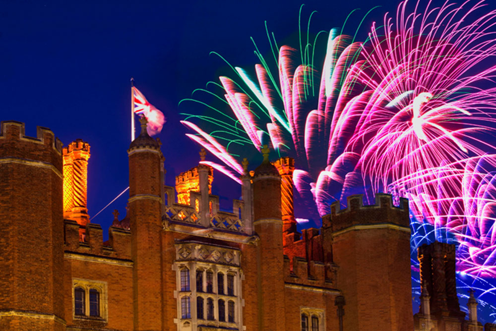 Tom Jones now confirmed for Hampton Court Palace Festival...