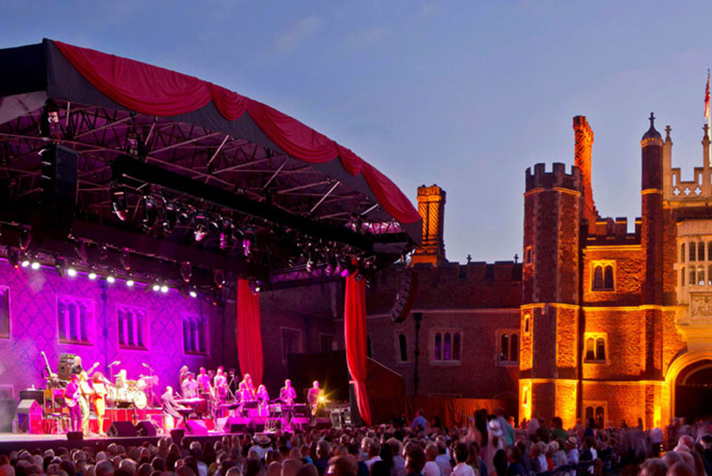 The Hampton Court Palace Festival Line-Up Announced